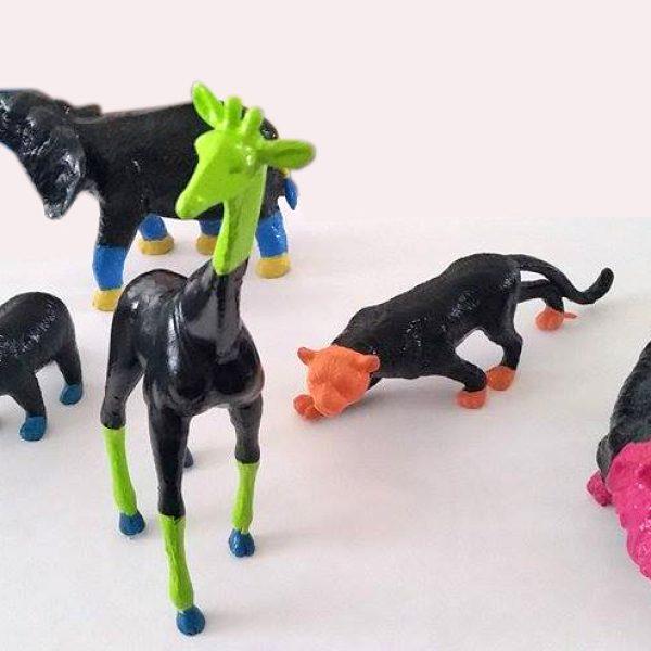 animaux de vos enfants patine bronzo kubbicolor