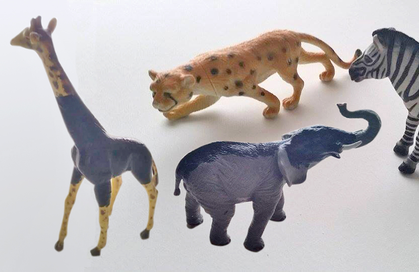 figurines animaux