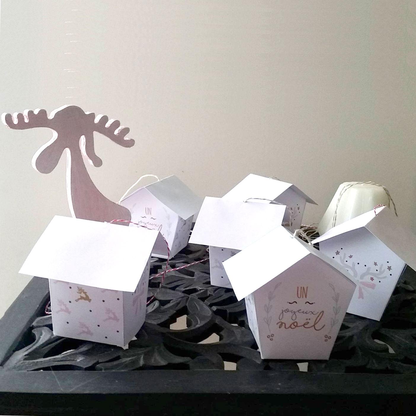 photo ambiance maisons en papier birdy mamzelle deco