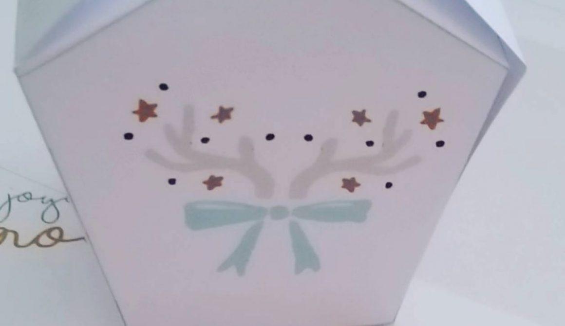 maison en papier mamzelle deco Kubbicolor