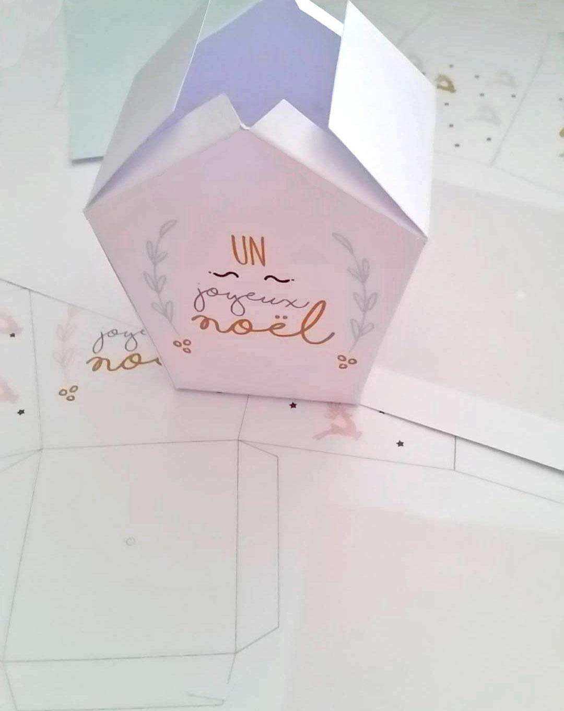 maison à suspendre en papier mamzelle deco